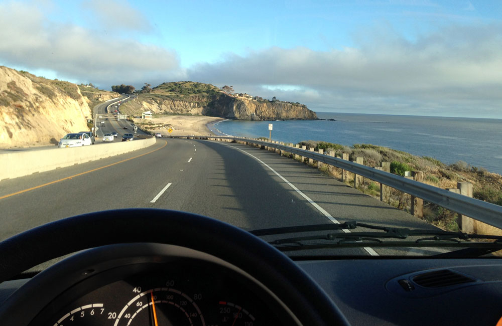 coastal cruising